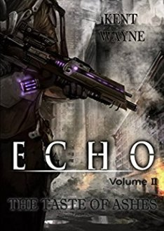 Image result for echo volume 2 the taste of ashes